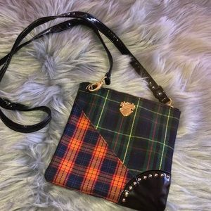 Limited Edition MAC Cross Body Bag